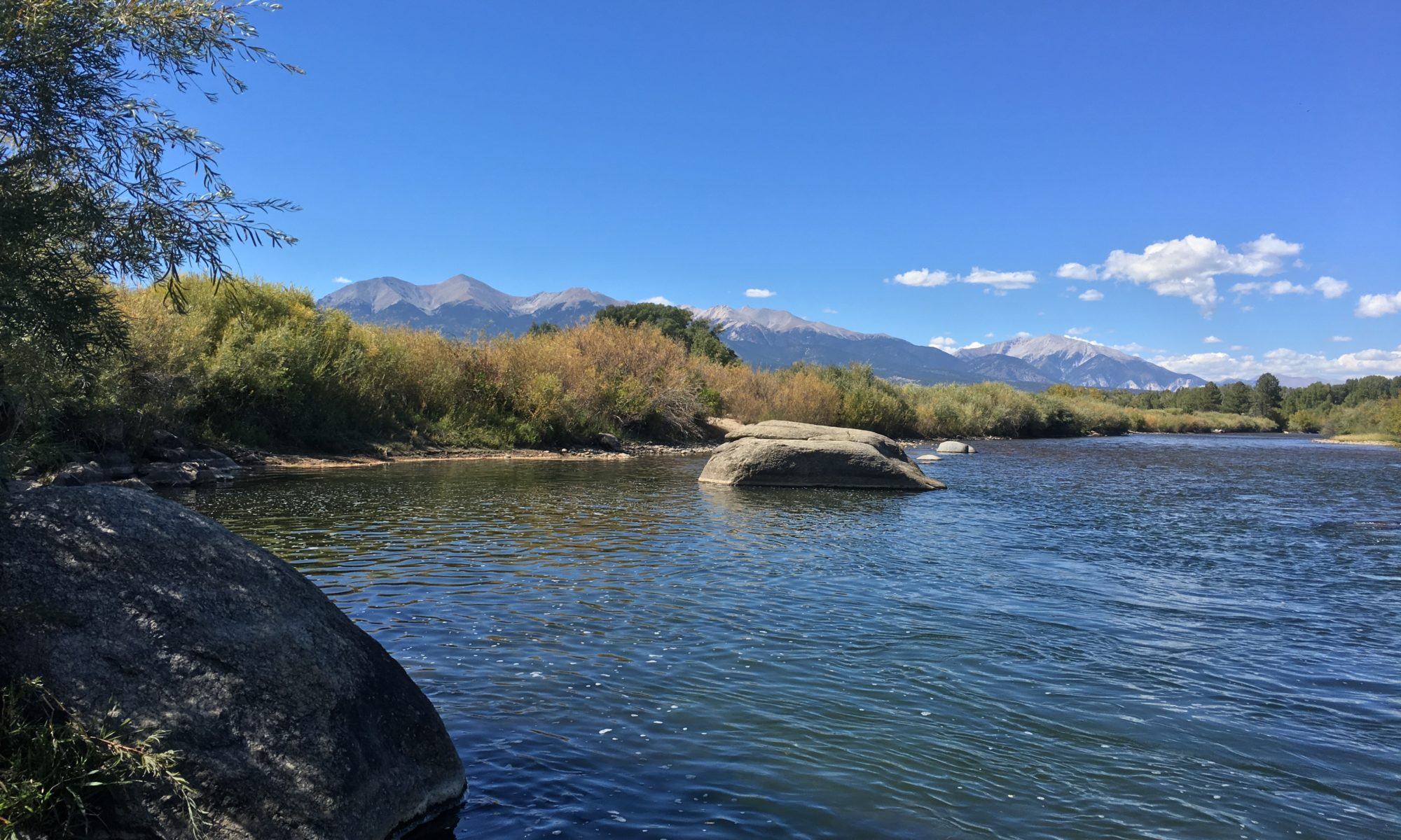 Fly Fishing Lifestyle in Salida, Colorado